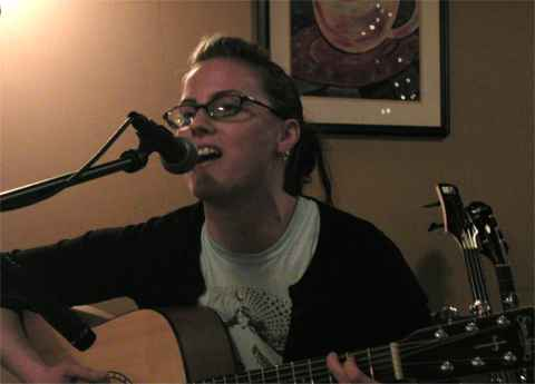 erica mann. Erica combines fine guitar and